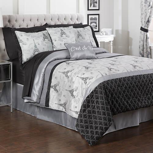 C'est La Vie Bed-In-A-Bag Set