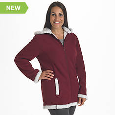 Women's Totes Plush Fleece Jacket