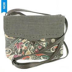 Sakroots Austen Dbl Gusset Crossbody Bag