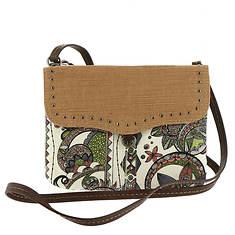 Sakroots Austen Double Gusset Crossbody Bag
