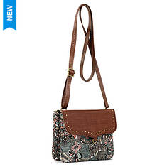 Sakroots Austen Double Gusset Crossbody Bag