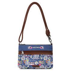 Sakroots Campus Mini Crossbody Bag