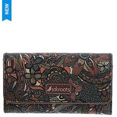 Sakroots Megan Trifold Wallet