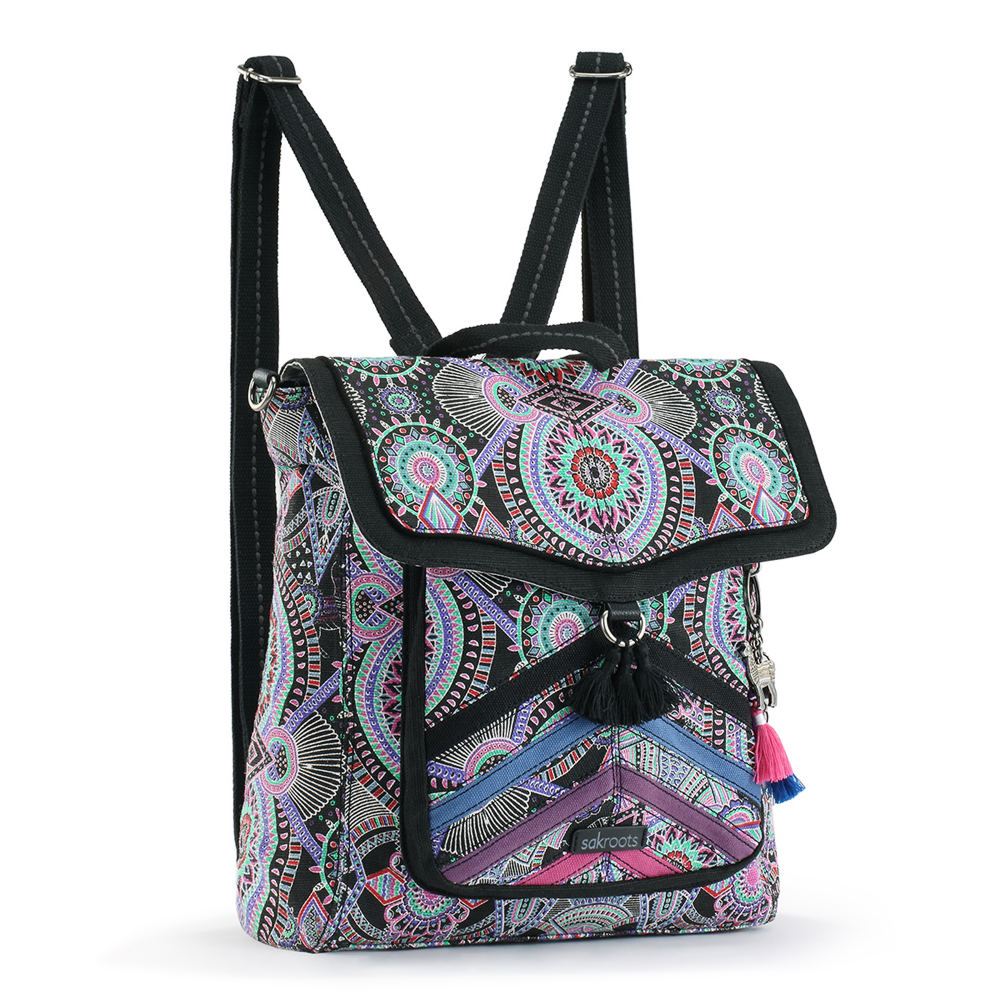 668aa943e Sakroots-Colette-Convertible-Backpack thumbnail 13