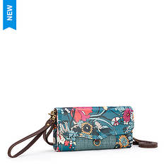 Sakroots Thea Phone Wallet Crossbody Bag