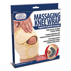 Massaging Knee Wrap
