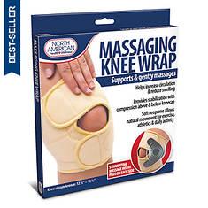 Massaging Knee Wrap