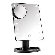 Ideaworks Make-Up Mirror with 10X Magnifier