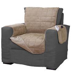 Serta Heated Chair Protector