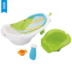 Fisher Price 4-In-1 Sling'n Seat Baby Tub