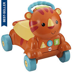 Fisher-Price Strde-to-Rde Musical Tiger