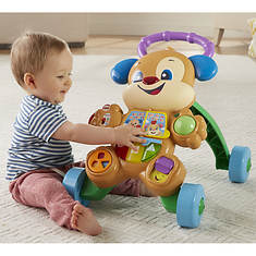 Fisher Price Laugh & Learn Smart Stages Learn With Puppy Walker - Opened Item