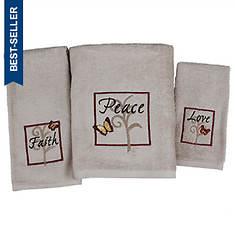 Grace 3-Piece Towel Set