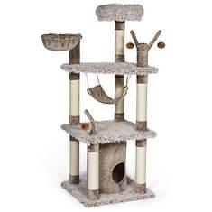 Kitty Power Paws Siberian Mountain Cat Tower