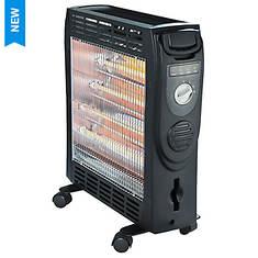 Optimus 2-In-1 Convection/Radiant Quartz Heater