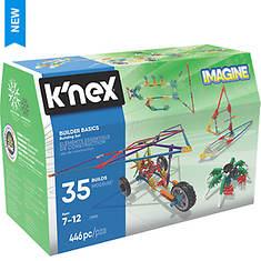 K'NEX-Builder Basics 446-Pc. Building Set