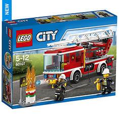 LEGO® City Fire Ladder Truck 214-Pc. Building Set