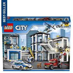 LEGO® City Police Station 894-Pc. Building Set --60141