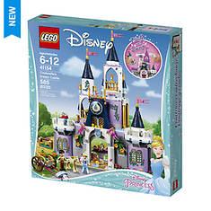 LEGO® Disney™ Cinderella's Dream Castle 585-Pc. Building Set