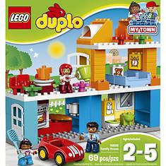 LEGO® DUPLO® Family House 69-Pc. Building Set