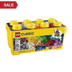LEGO® Classic 484-Piece Medium Creative Brick Box -- 10696