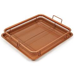 Copper Chef Copper Crisper XL