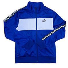 PUMA Boys' Color Blocked Track Jacket