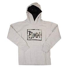 PUMA Boys' Logo Fill Pullover Hoodie