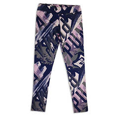 PUMA Girls' AOP Leggings