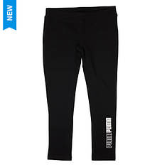 PUMA Girls' Logo Legging