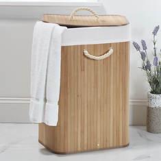 Bamboo Laundry Hamper