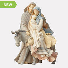 Foundations® Keepsake Angel-Holy Family