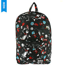 Loungefly Dr. Seuss Cat In The Hat Backpack DSSBK0009