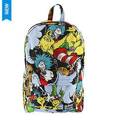 Loungefly Dr. Seuss Backpack DSSBK0012