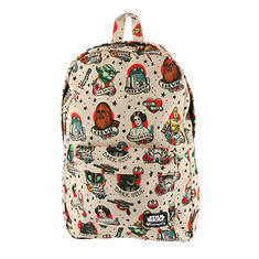 Loungefly Star Wars Tattoo Flash Print Backpack STBK0004