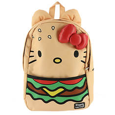 Loungefly Hello Kitty Hamburger Backpack
