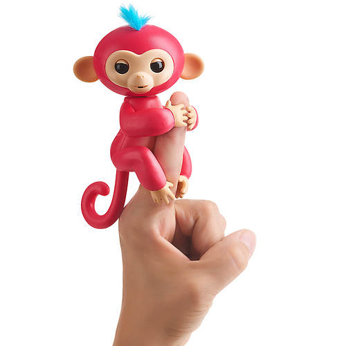 Fingerlings Interactive Monkey & Jungle Gym