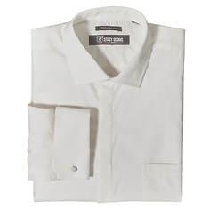 Stacy Adams Men's French Cuff Dress Shirt