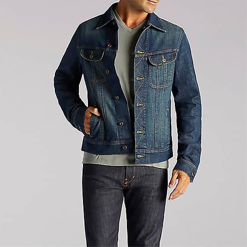 Lee Jeans Men's Denim Jacket