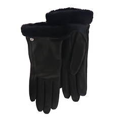 UGG® Women's Classic Leather Shorty Tech Glove
