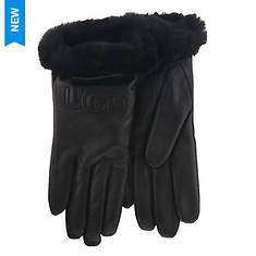 UGG® Women's Classic Leather Logo Glove