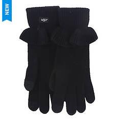 UGG® Women's Ruffle Glove