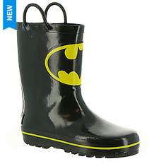 DC Comics Batman Rainboot 1BMF505 (Boys' Toddler)