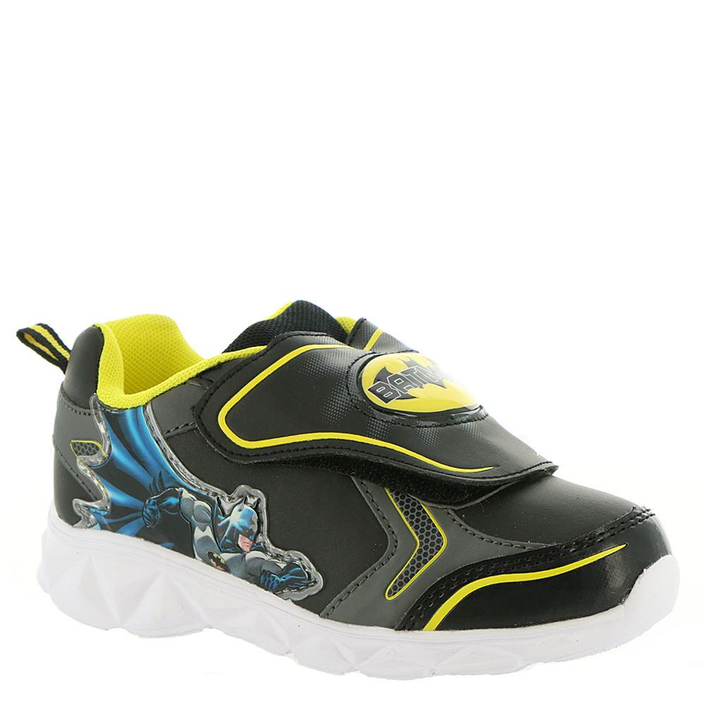 971b752072 DC Comics Batman Lighted Athletic BMF355 Boys' Toddler Sneaker   eBay