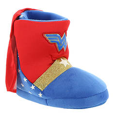 DC Comics Wonder Woman Slipper Boot WWF200 (Girls' Toddler)