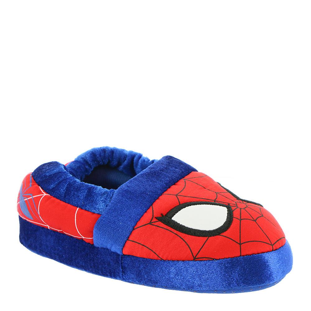 82d1f0809094 Details about Marvel Spider-Man Low Slipper SPF246 Boys  Toddler Slipper