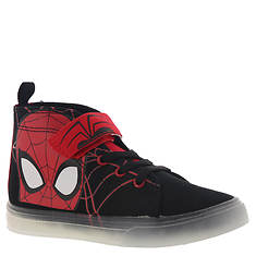Marvel Spider-Man Canvas High Top SPF725 (Boys' Toddler)