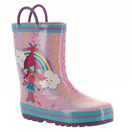 Trolls Trolls Poppy Rainboot 1TLF502 (Girls' Toddler)