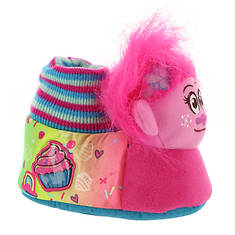 Trolls Trolls Head Slipper TLF217 (Girls' Toddler)