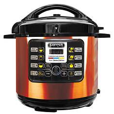 Copper Pressure Cooker